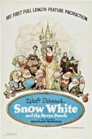 Premiere of Snow White and The Seven Dwarves