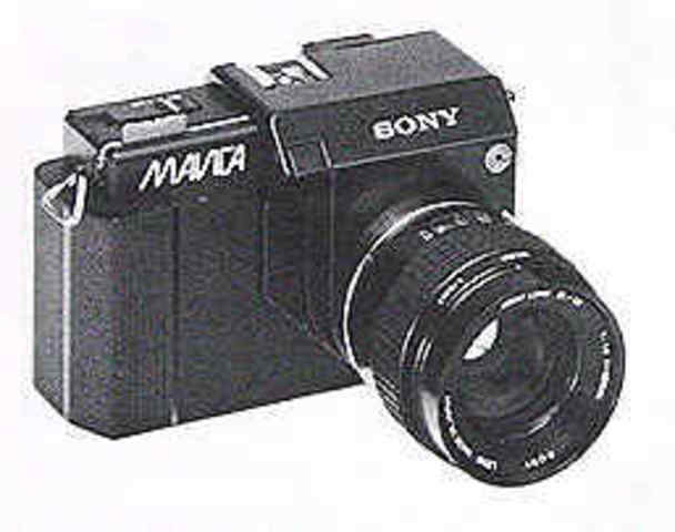 First Digital Electronic Still Camera