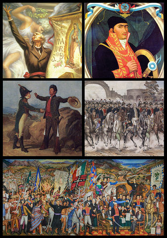 ¿Cuánto tiempo hace que México celebra su independencia?