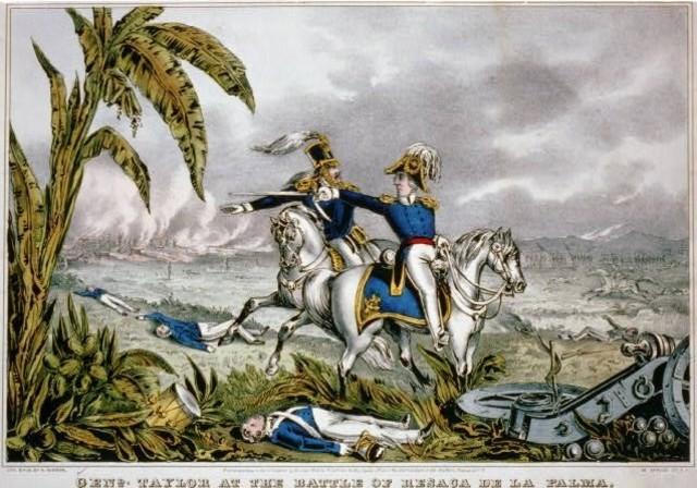 ¿Cuánto tiempo hace que empezó la guerra (war) entre los Estados Unidos y México?