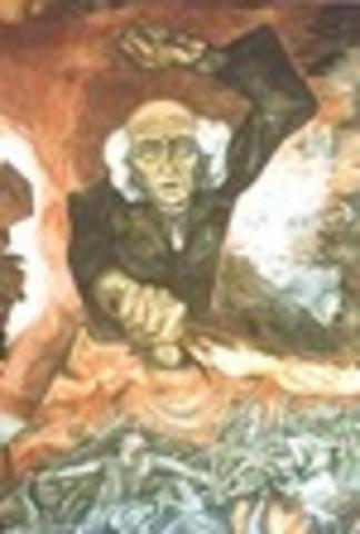 ¿Cuánto tiempo hace que nació el famoso pinto José Clemente Orozco?