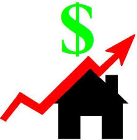 ¿Cuánto tiempo hace que los precios de las casas en los Estados Unidos  suben (rise) dónde viven muchos inmigrantes?