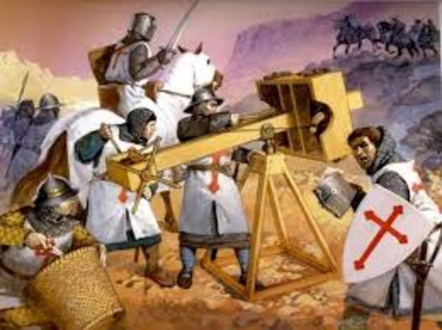 Fin de las cuatro cruzadas