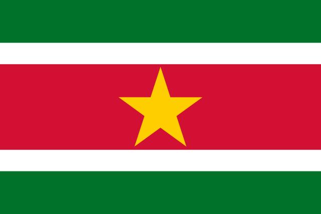 Misión Especial en Suriname (1992-2000).