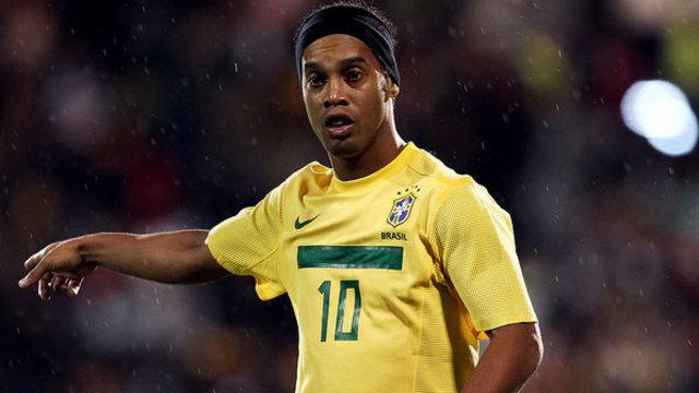 Ronaldinho melhor do mundo de novo