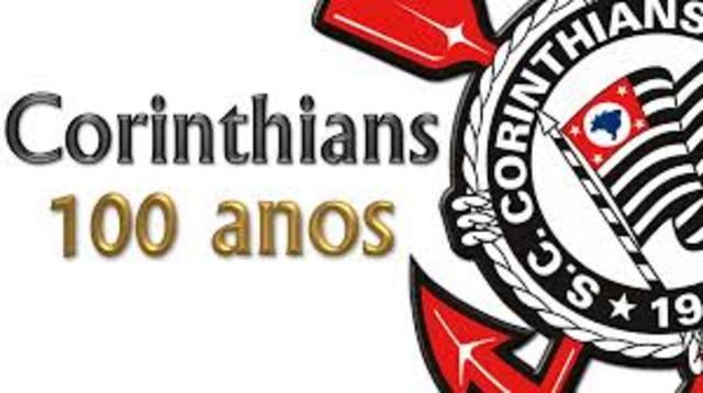 100 anos do Timão !!!!