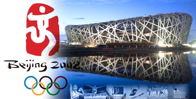 Pequin Olimpieda ae China !!!