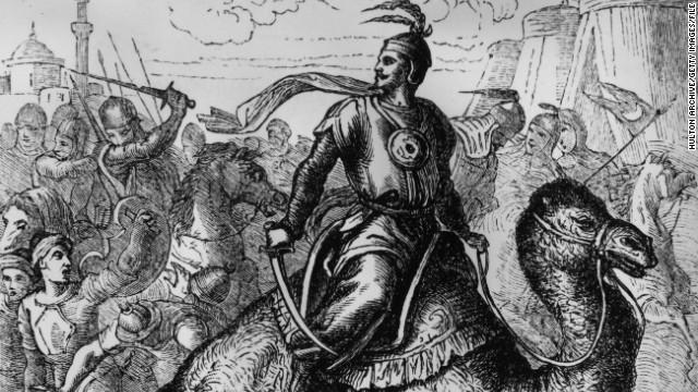 Salah al-Din Develops an Army
