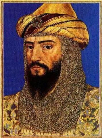 Salah al-Din Becomes Leader