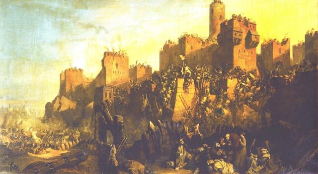 Jerusalem Regained By Muslims