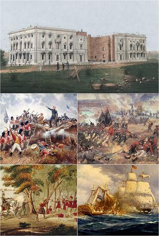 War of 1812: U.S. invades Canada