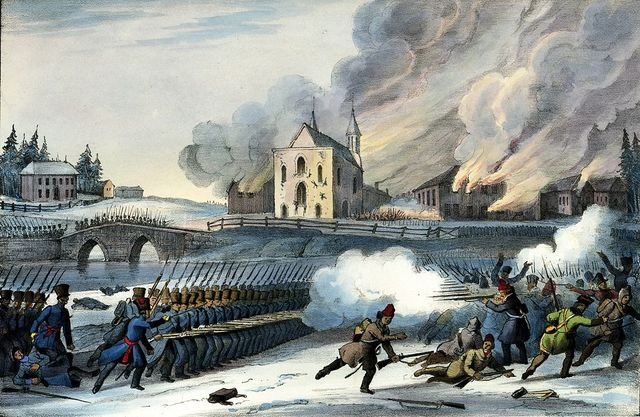 Rebellions of 1837-38- Upper and Lower Canada