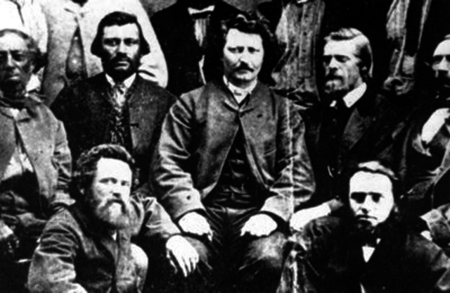 Red River Rebellion: Red River Resistance