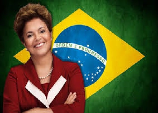Política-Dilma é reeleita
