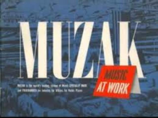 Muzak Inc founded