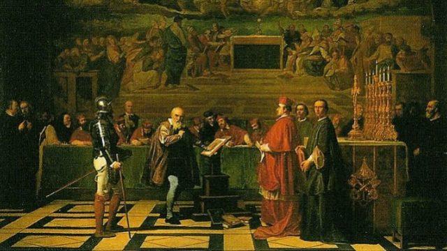 Galileo's Recant