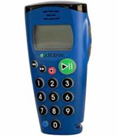 l'audioguide MP3