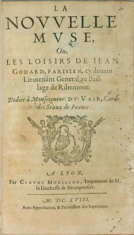 Nouvelle manuscrite
