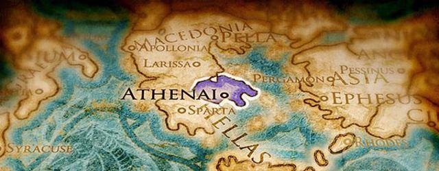 Война афинян с Коринфом