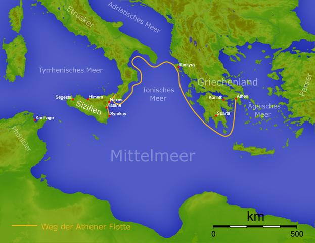 Экспедиция на Сицилию