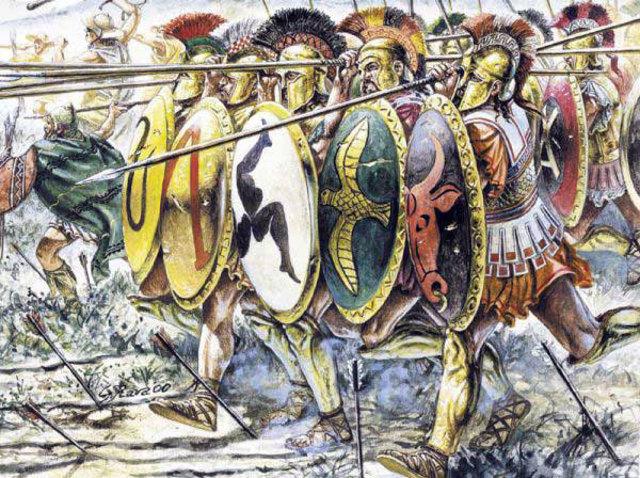 Последствия Пелопоннесских войн
