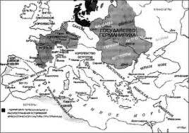 Уничтожение Германариха