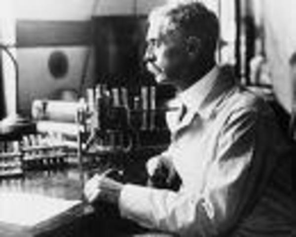 1900 - 1902 Blood Groups A, B,O, AB Discovered