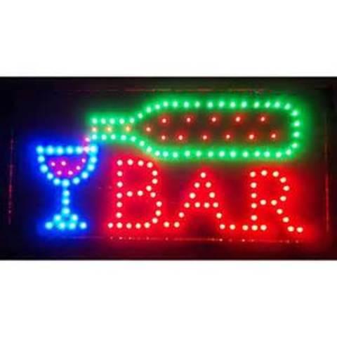 Apresentação em bar