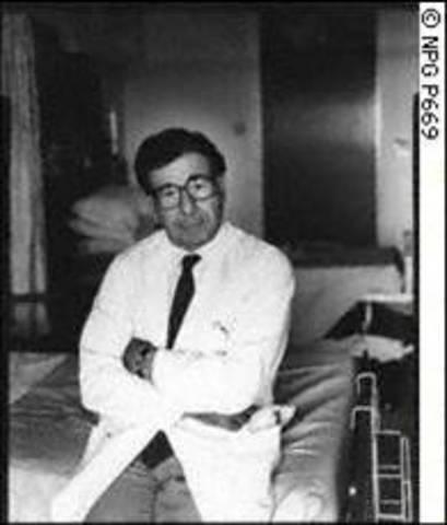Roy Calne Develops Cyclosporin