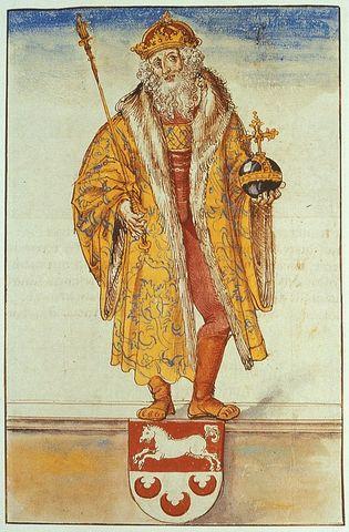 Otón, rey de Alemania
