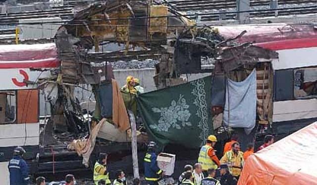 Bombas em Madri