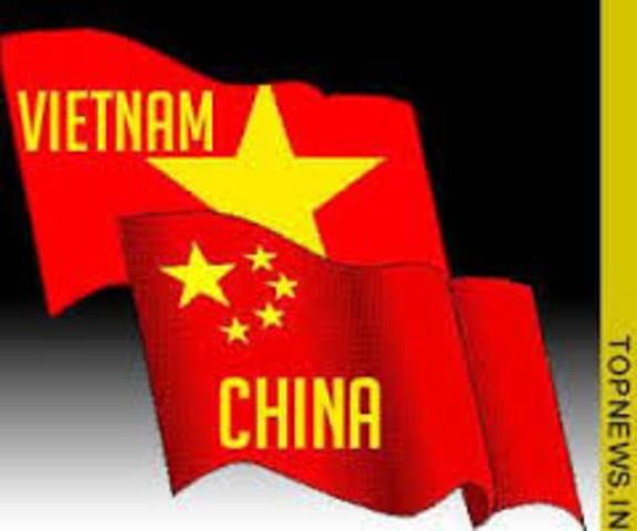 China recognizes Vietnam