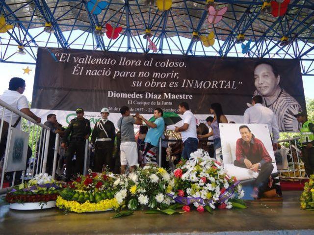 Muerte de Diomedez Diaz