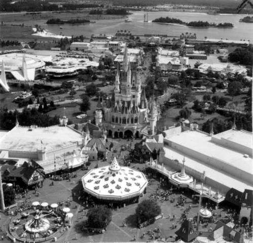 Walt Disney World Resort Opens!