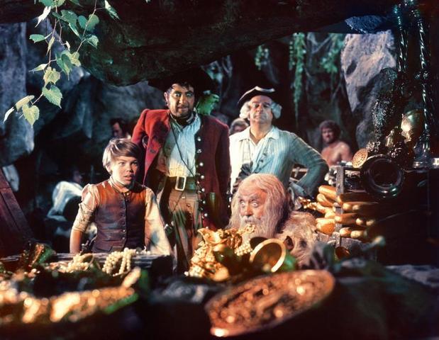Release of Treasure Island