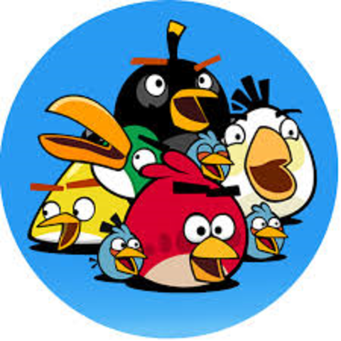 Angry Birds Invented