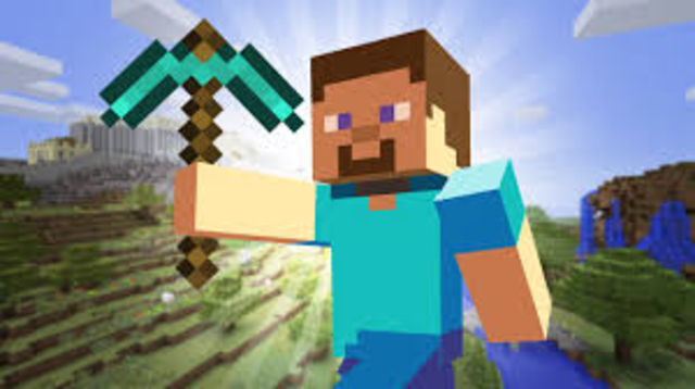 Minecraft Invented