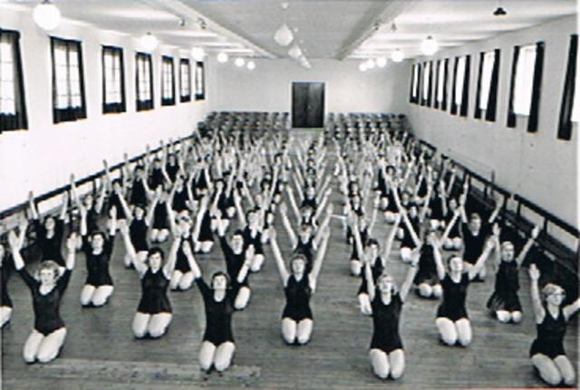 Kvindegymnastikforeninger i København