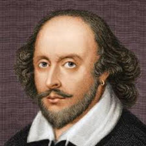 Death of Shakespeare