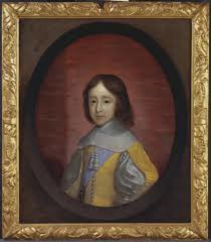 William III born.
