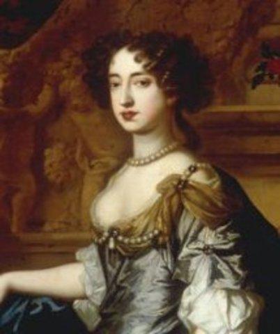 Mary II is Born
