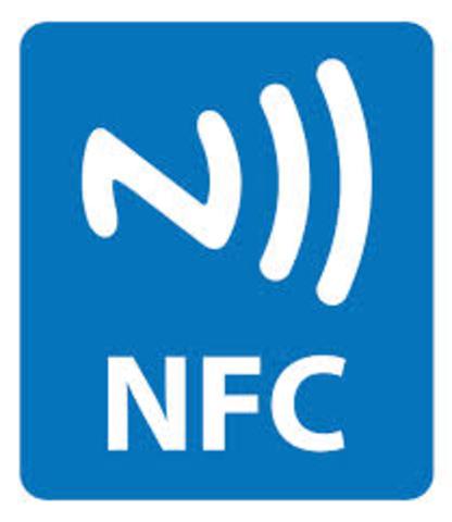 L'étiquette NFC