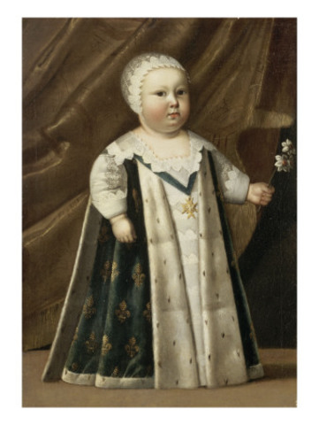 Louis XIV is Born