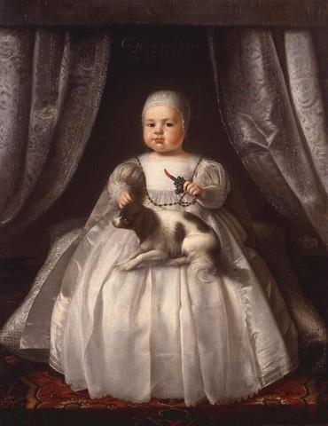 Charles II is born.