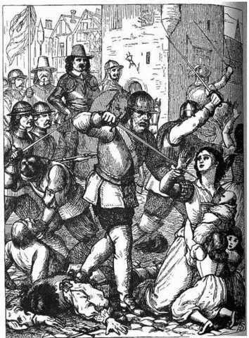 Seige of Drogheda