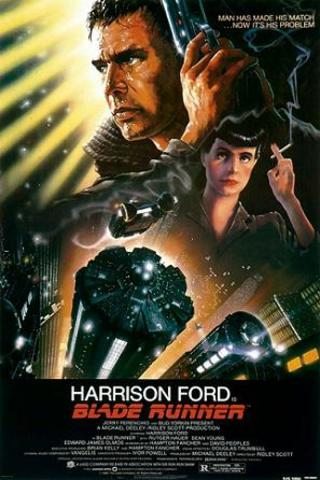 """""""Blade Runner"""" directed by Ridley Scott"""