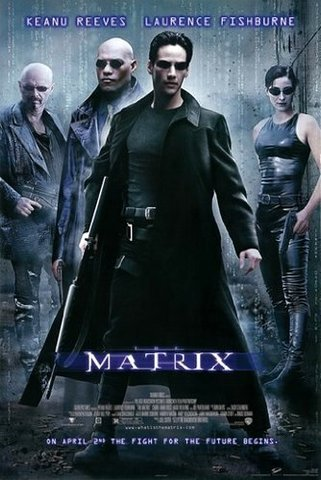 """Matrix"" directed by Andy and Lana Wachowski"