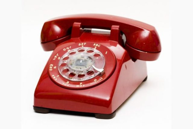 the rotary dial
