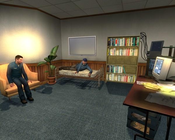 Saturday, Chapter 2, Visits Mr. Spencer