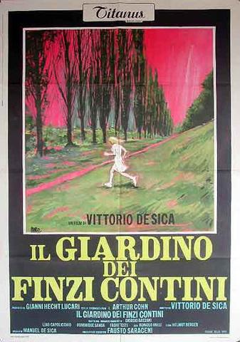 El jardín de los Finzi Contini (Italia)